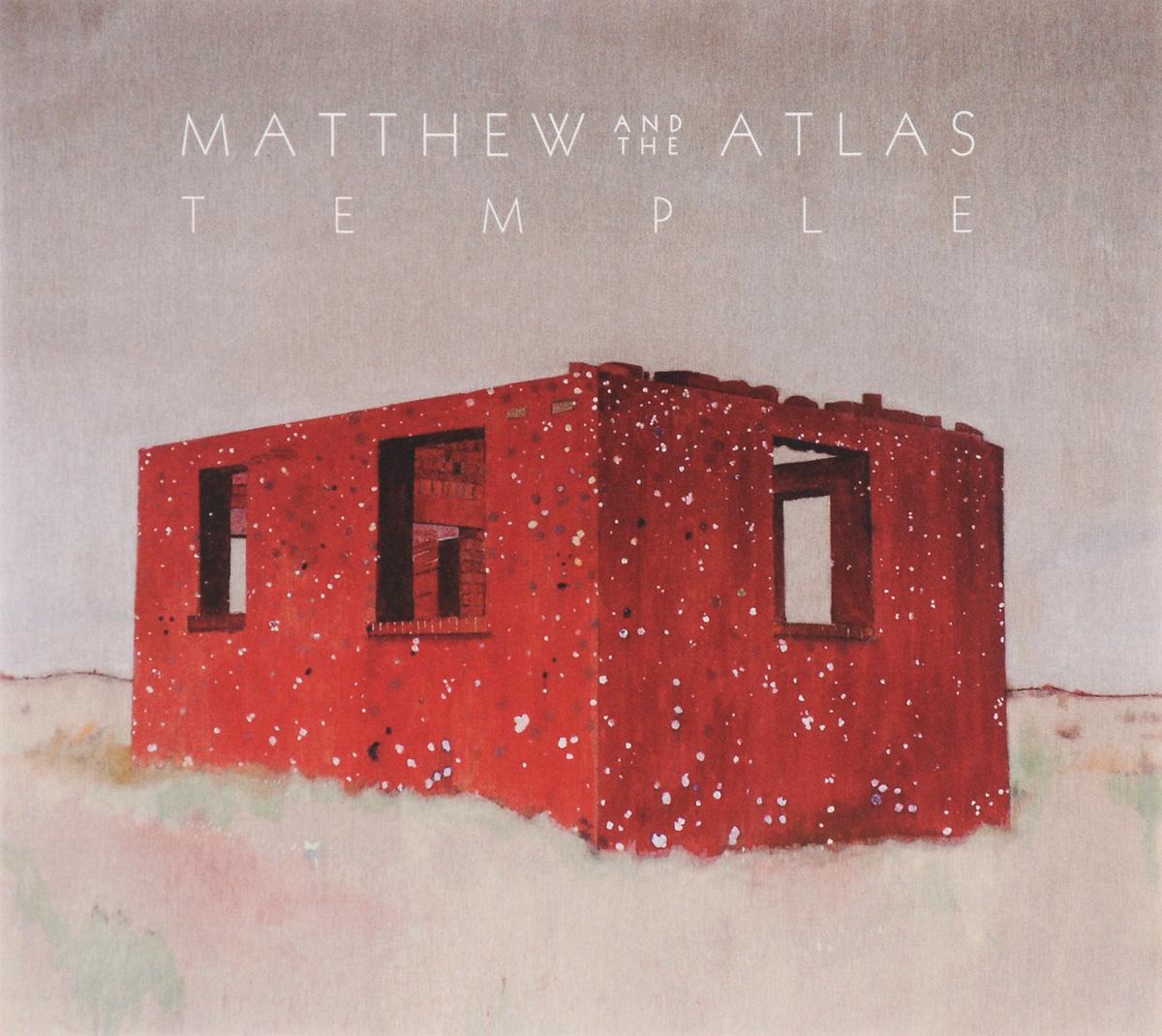 Matthew And The Atlas Atlas. Temple (CD)