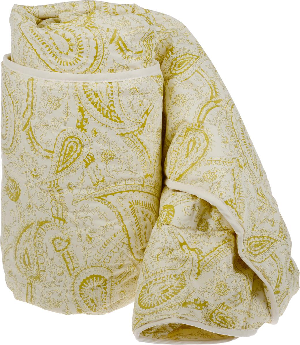"""Одеяло Classic by T """"Пух в тике"""", наполнитель: лебяжий пух, 140 х 200 см. 20.04.12.0075"""