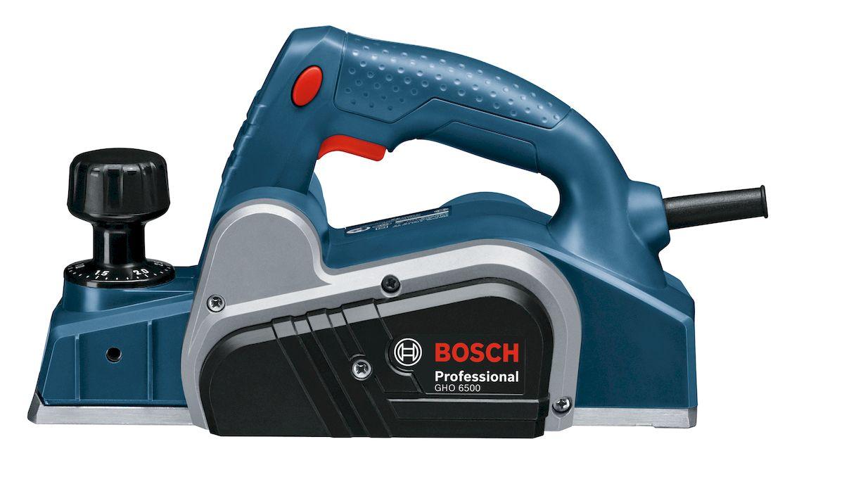 Рубанок Bosch GHO 6500. 0601596000 цена