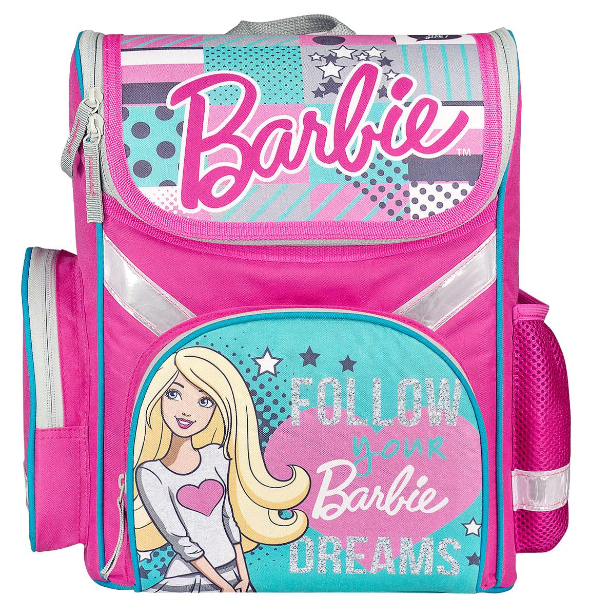Фото - Ранец школьный Barbie mattel ранец школьный premium box barbie