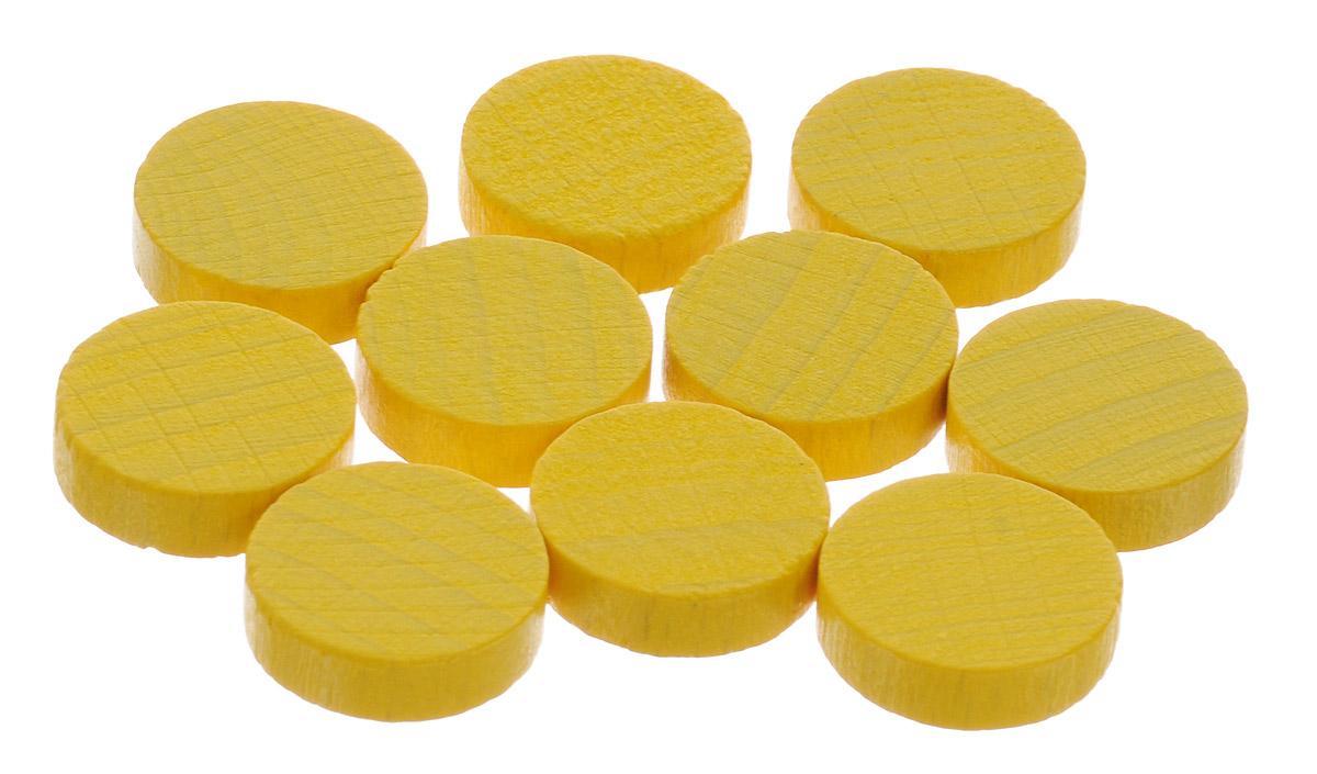 Фишки 06LZ021_желтый