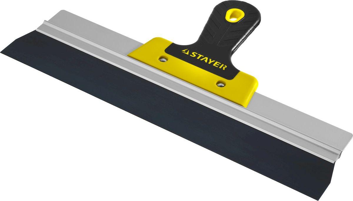 Шпатель фасадный Stayer Professional, анодированный, 350 мм шпатель для силикона 135 мм