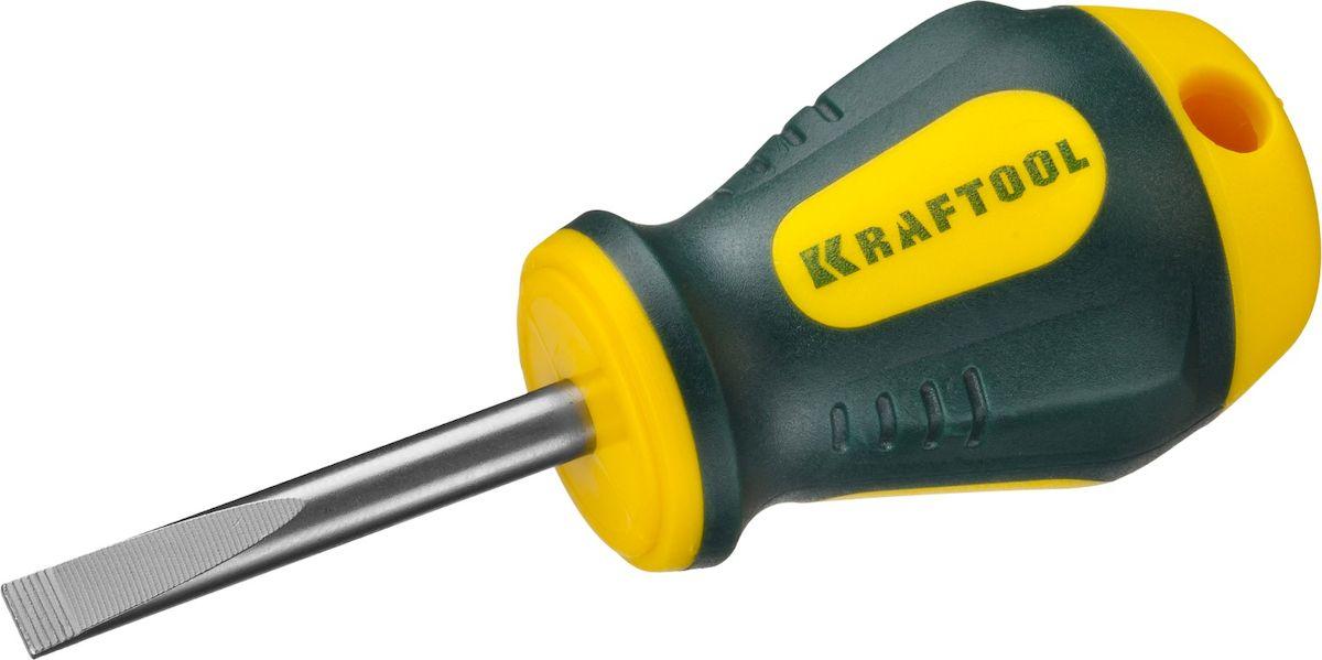"""Отвертка Kraftool """"Expert"""", SL 5,5 x 38 мм"""
