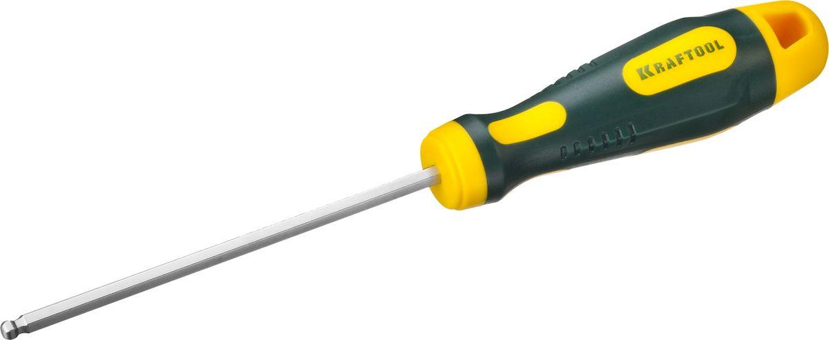 """Отвертка Kraftool """"Expert"""", HEX 4, 100 мм"""