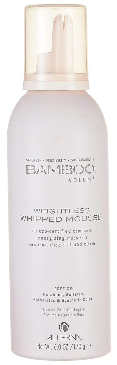 Alterna Невесомый мусс для объема Bamboo Volume Weightless Whipped Mousse - 150 мл