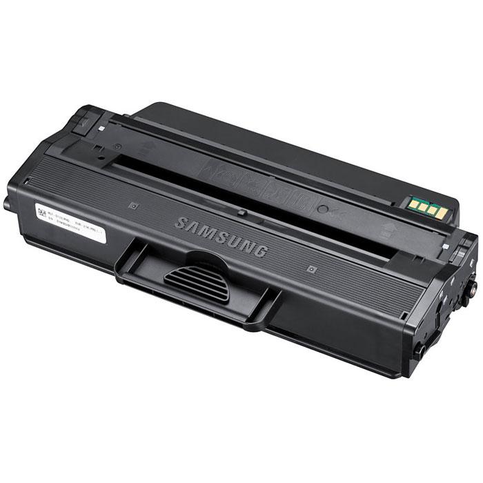 Картридж Samsung MLT-D103L, черный, для лазерного принтера, оригинал