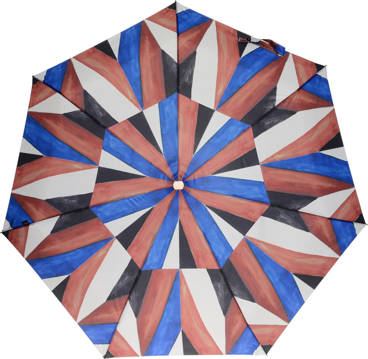 M&P 5869-2 Зонт полный автом. 4 сл. жен. зонты