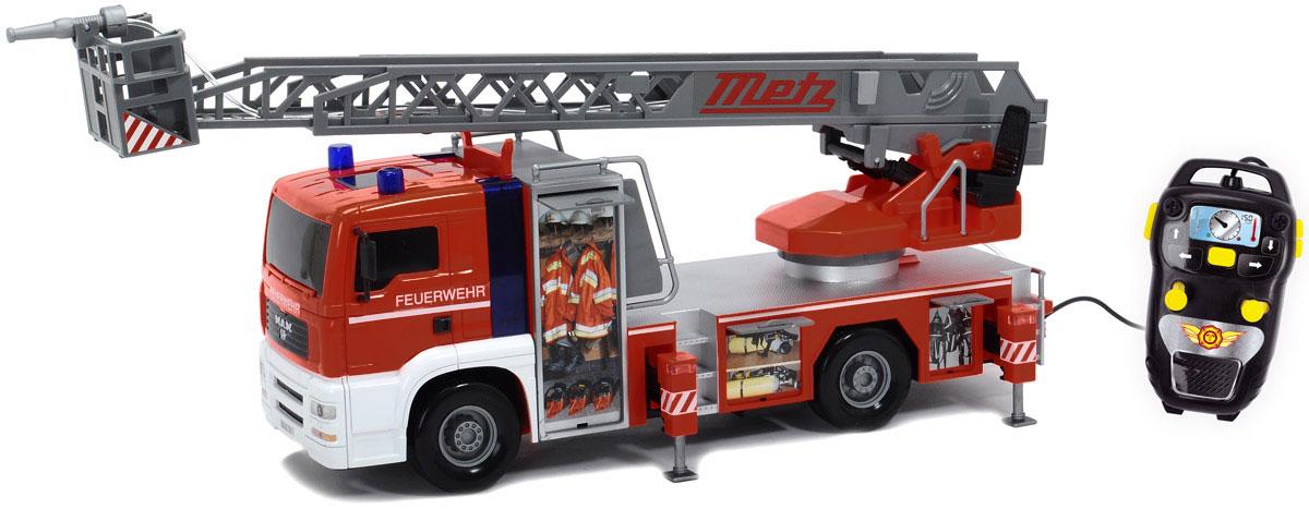 Dickie Toys Пожарная машина MAN на дистанционном управлении цены онлайн