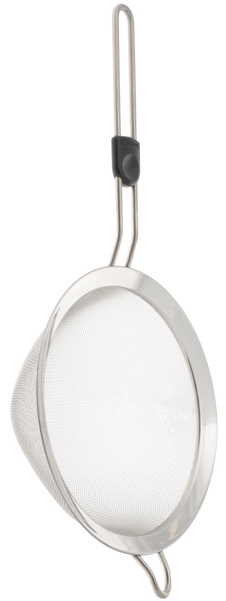 Фото - Сито Leifheit Pro Line, с ручкой, диаметр 20 см сито sterling диаметр 11 см