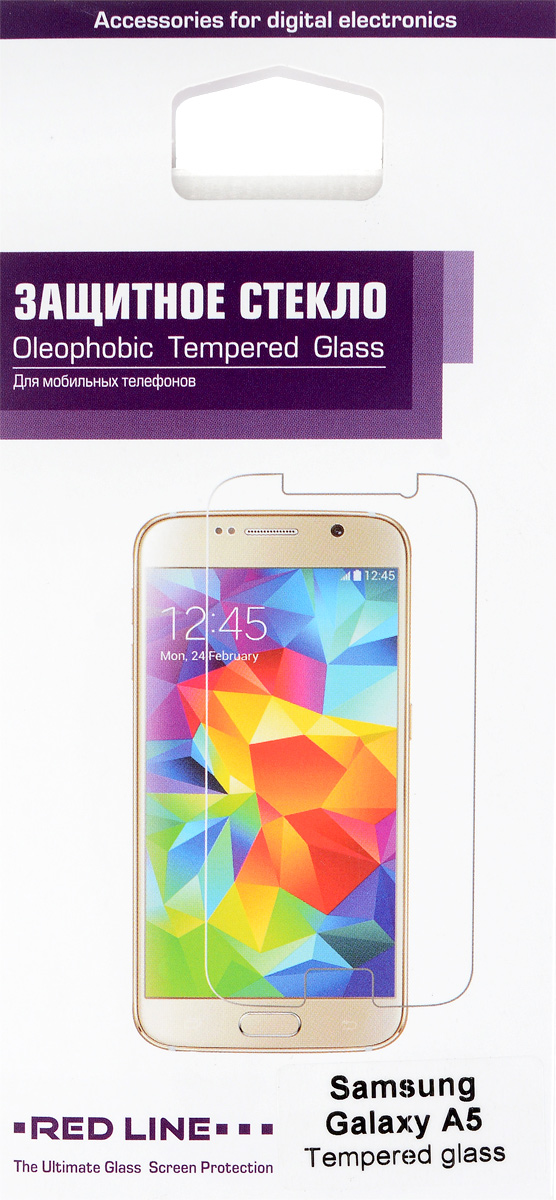 Red Line защитное стекло для Samsung Galaxy A5 цена