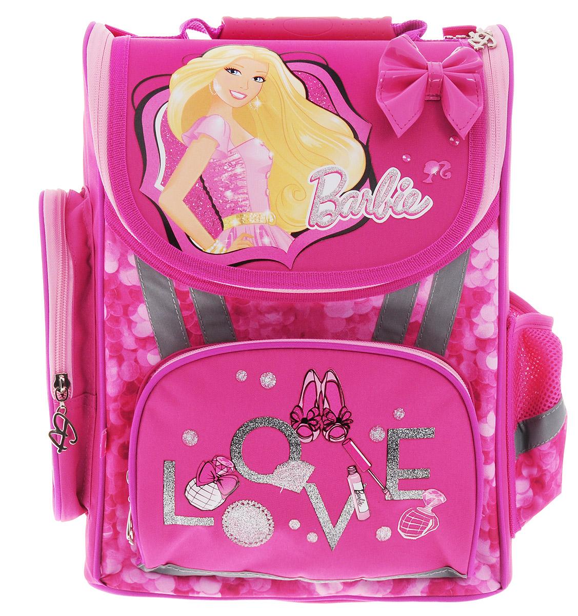 Ранец школьный Barbie ранец kite kite ранец школьный 529 каркасный speed