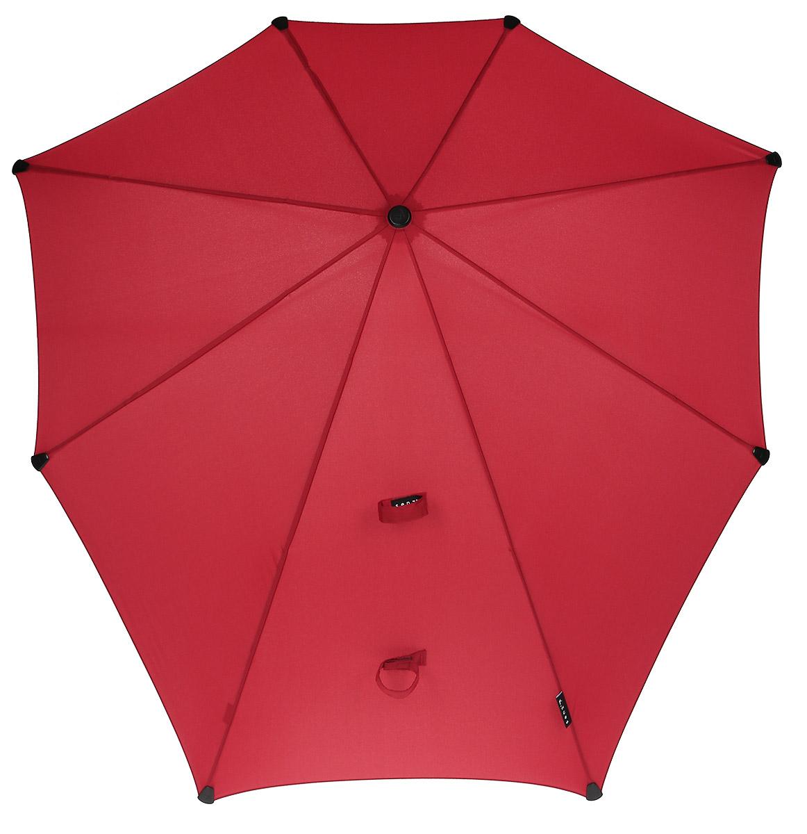 Зонт-трость Senz, цвет: красный. 2011047 senz зонт трость senz° original flying high