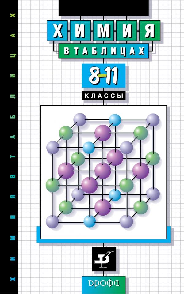 А. Е. Насонова Химия в таблицах. 8-11 классы. Справочное пособие