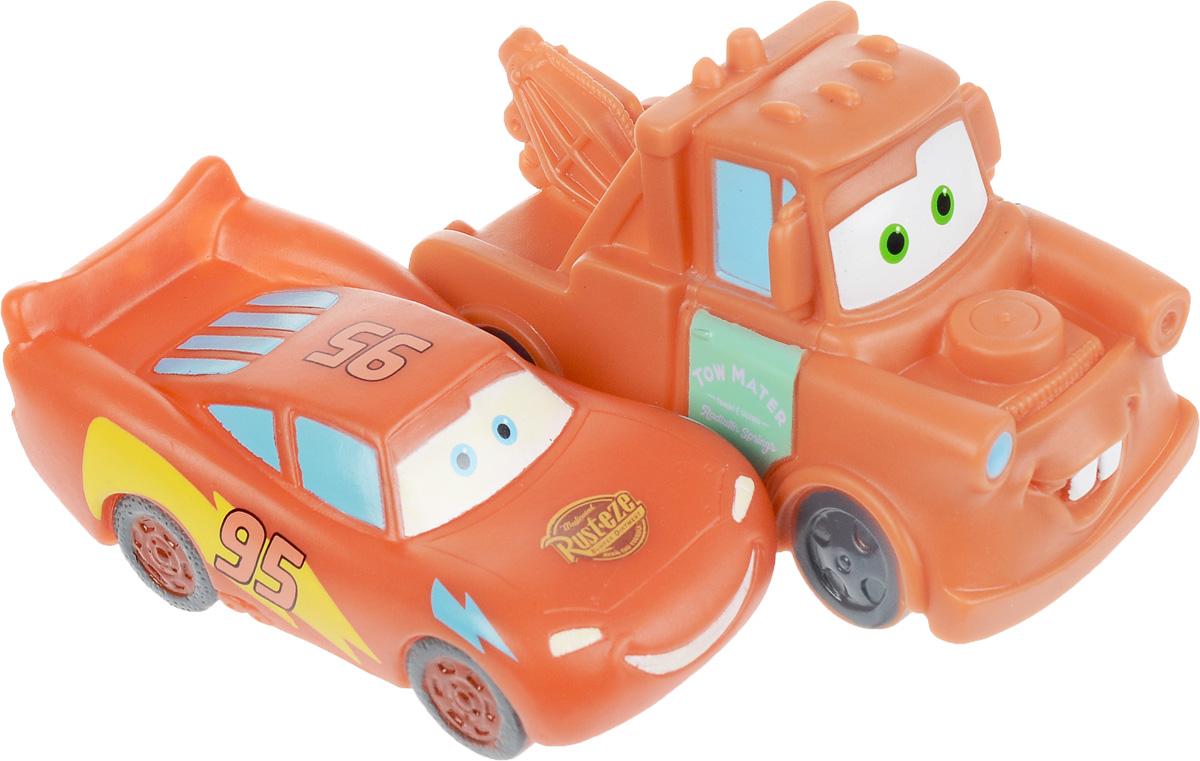 Играем вместе Набор игрушек для ванной Тачки 2 шт 107R