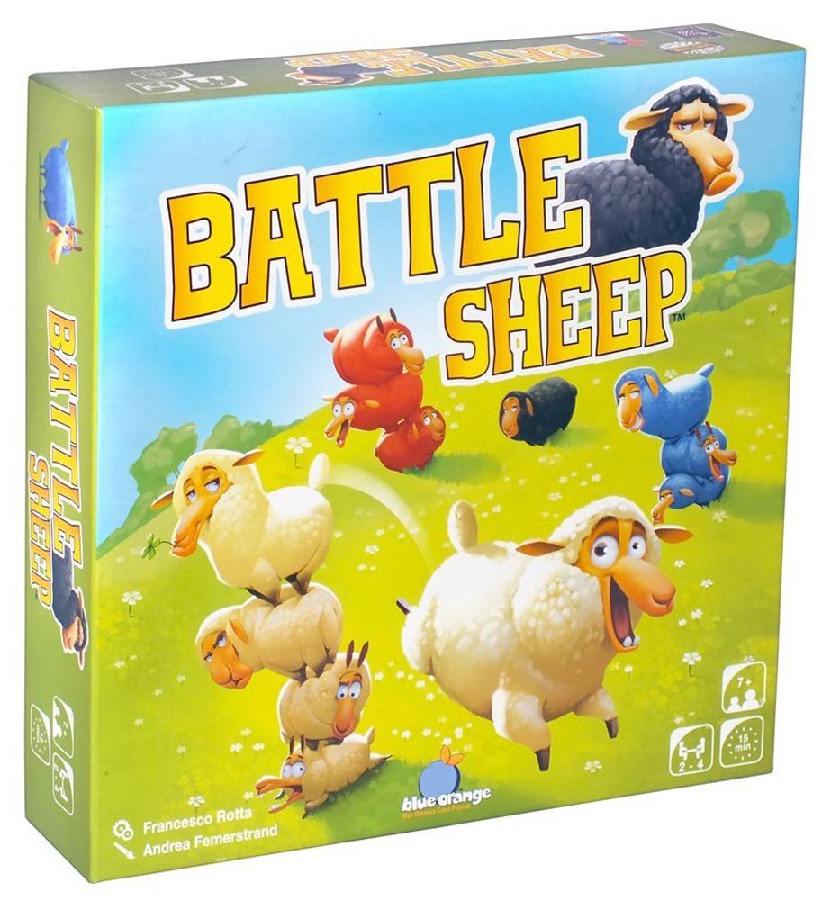 Blue Orange Настольная игра Боевые овцы