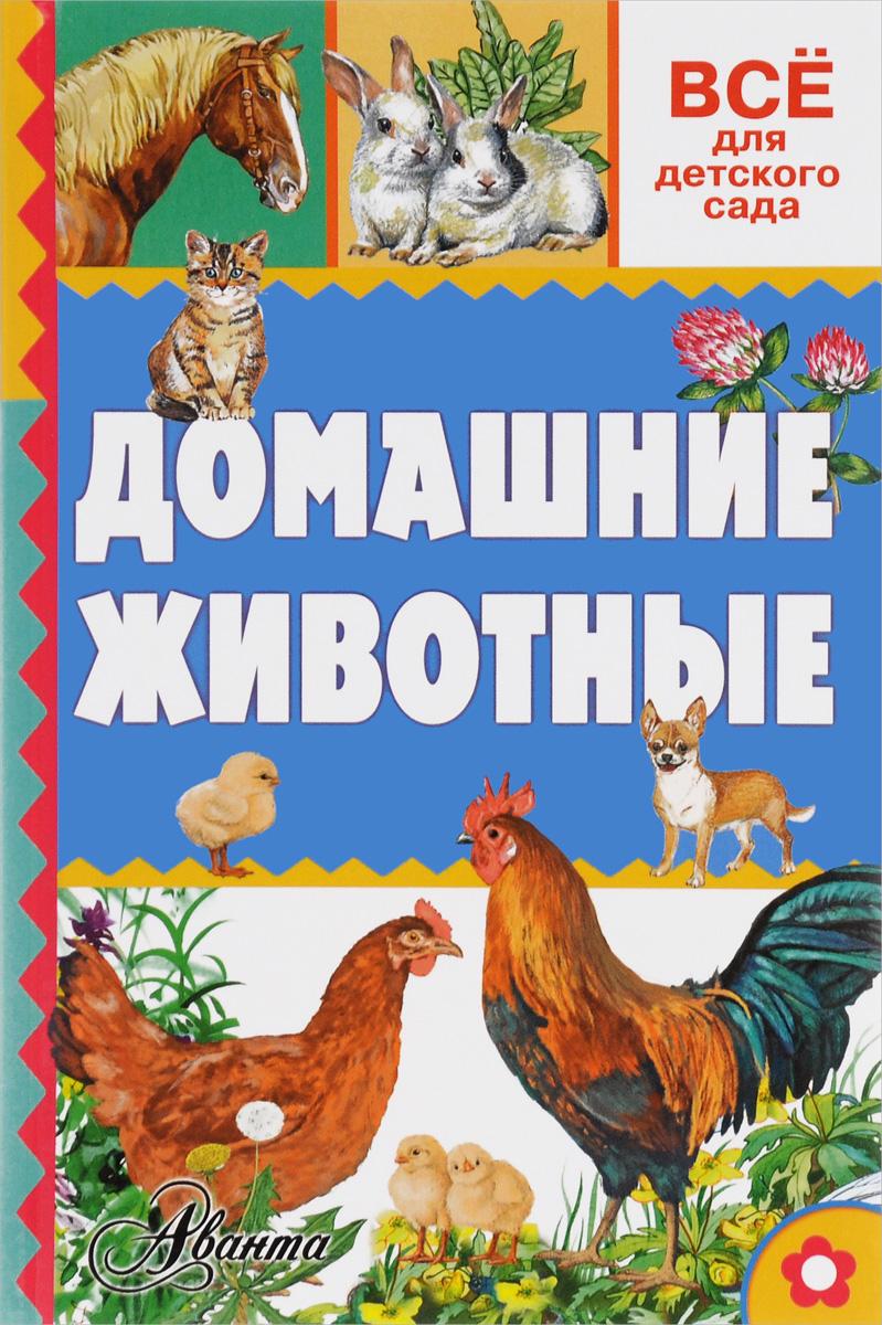 А. Тихонов Домашние животные
