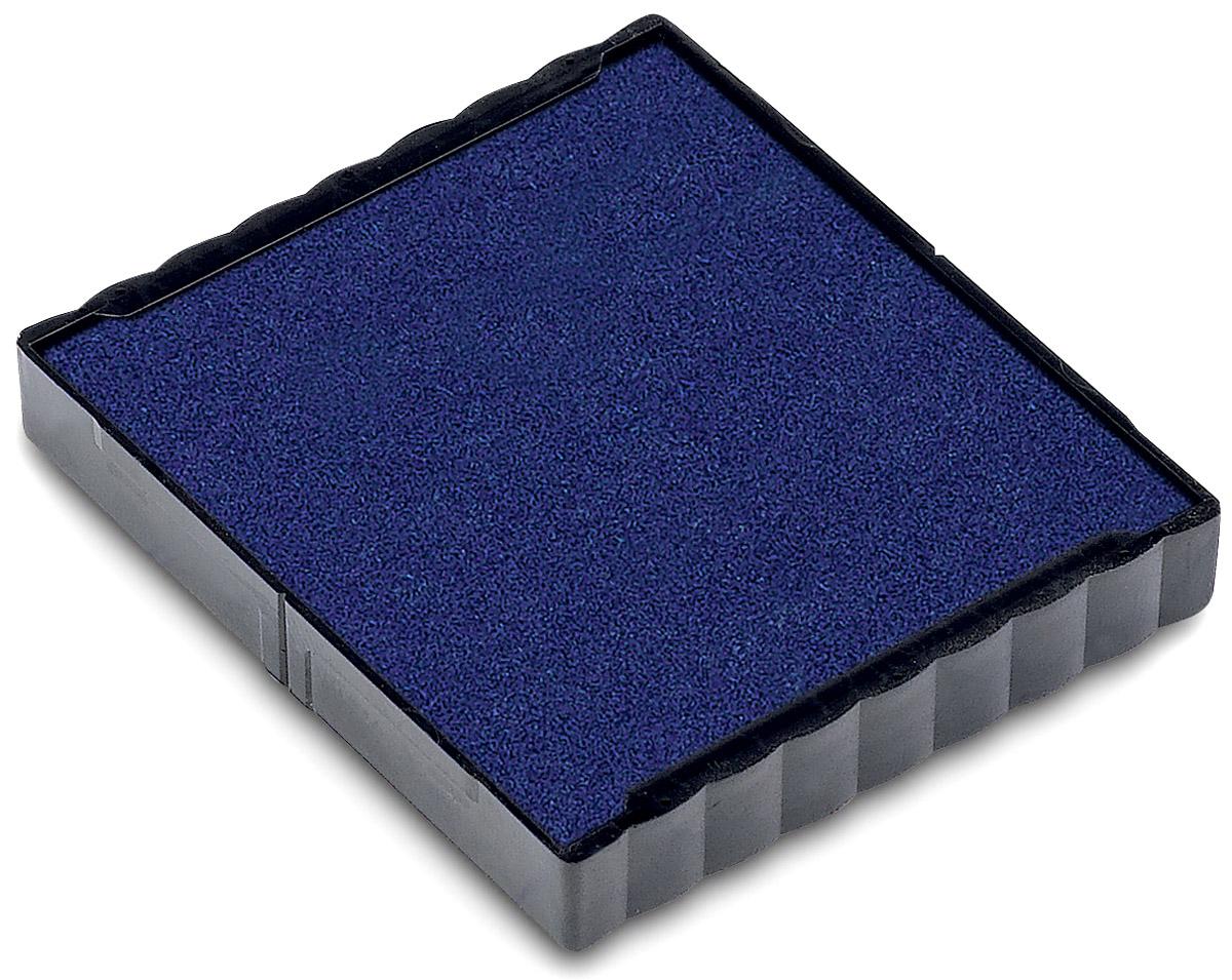 Trodat Сменная штемпельная подушка синяя к арт. 4924 49406/4924СОригинальные сменные штемпельные подушки TRODAT для серии PRINTY и PROFESSIONAL Line гарантируют высокое качество от первого до последнего оттиска. Четкие оттиски. Ресурс подушки - 10000 оттисков. Рекомендована замена подушки, а не дозаправка краской. Артикул указан на донце. Подходит для кода С03838, С03834, С03836, С03806, цвет - синий