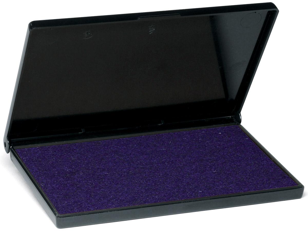 Trodat Штемпельная подушка цвет синий 11 х 7 см цены онлайн