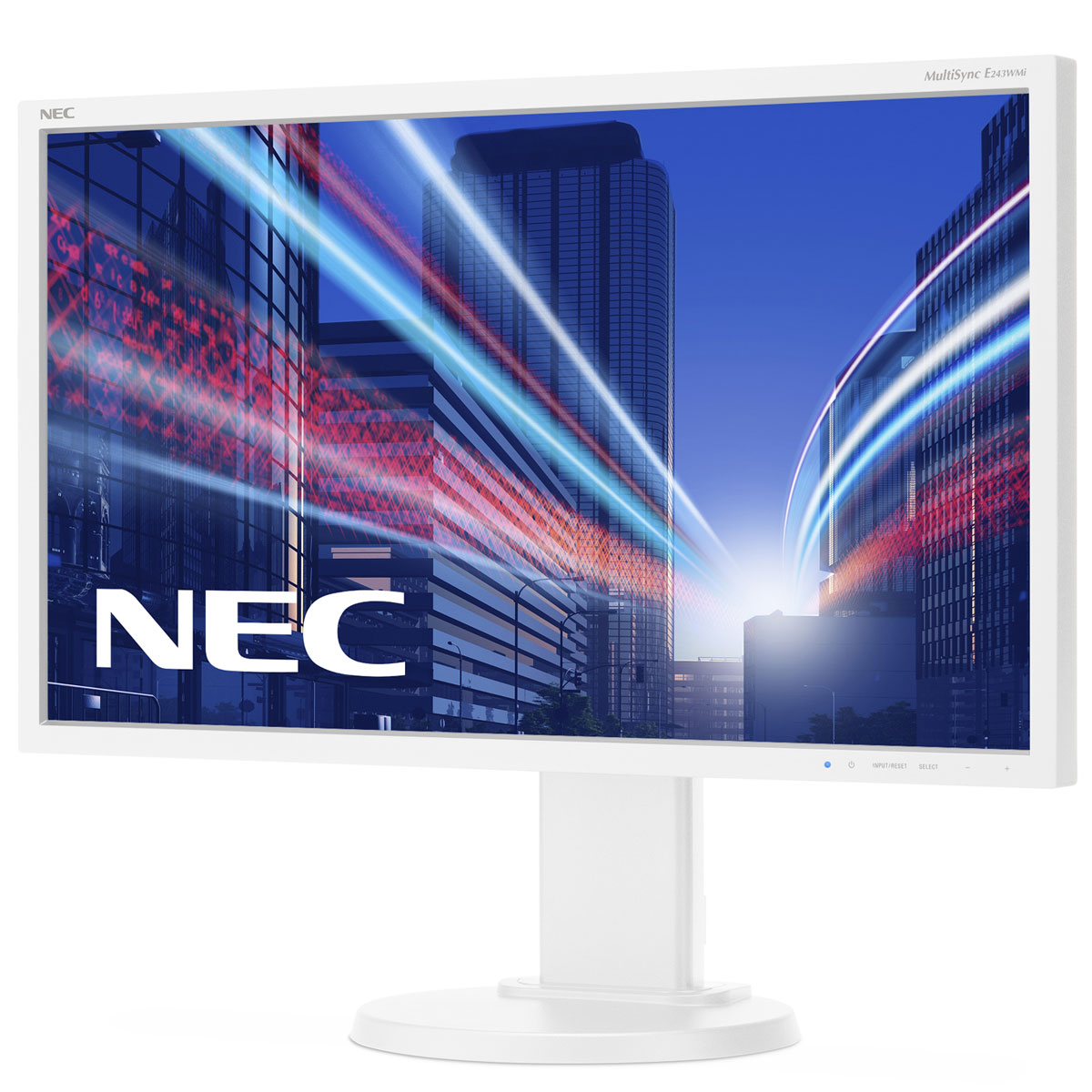 Монитор NEC E243WMi, White