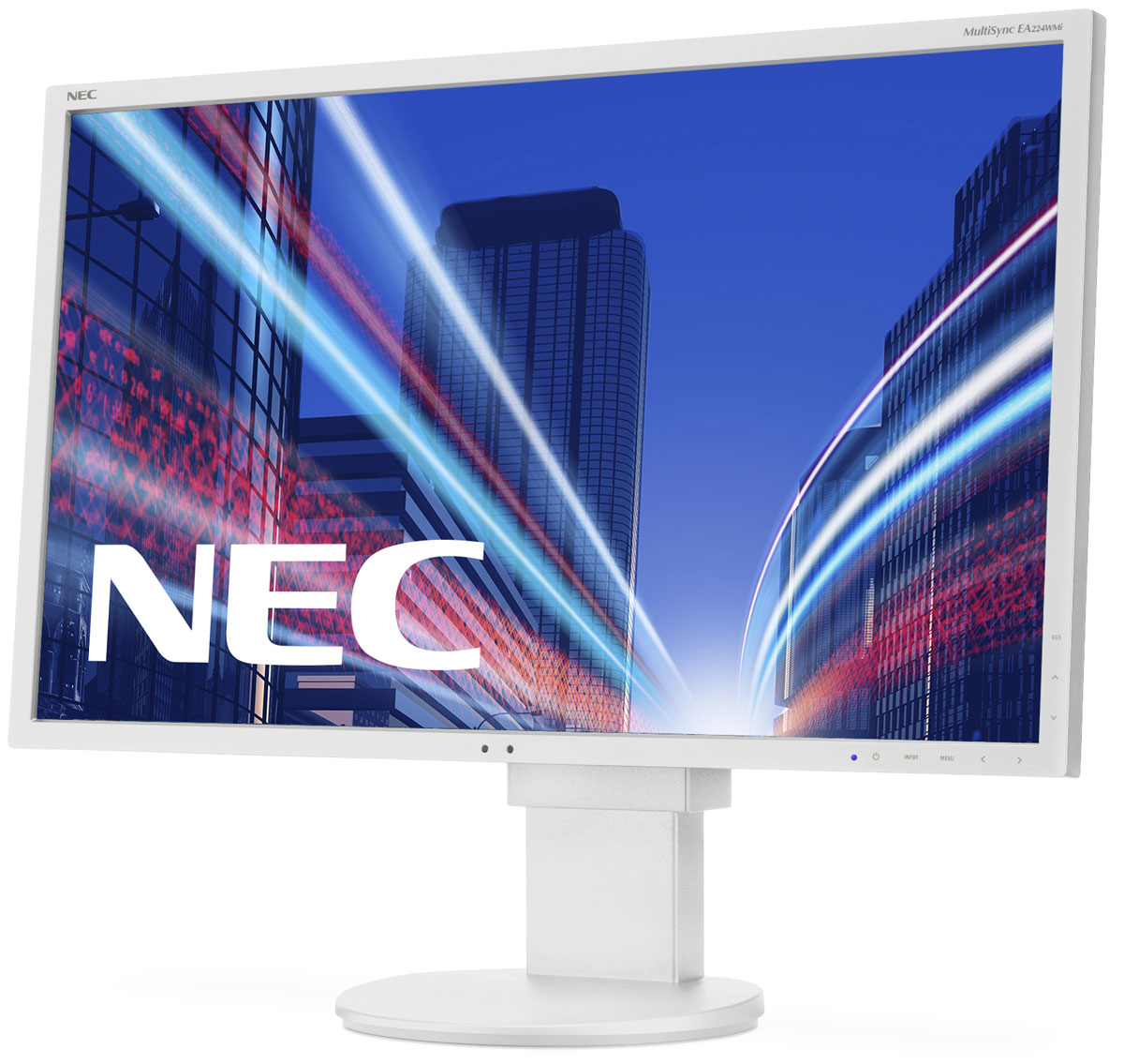 Монитор NEC EA224WMi, White