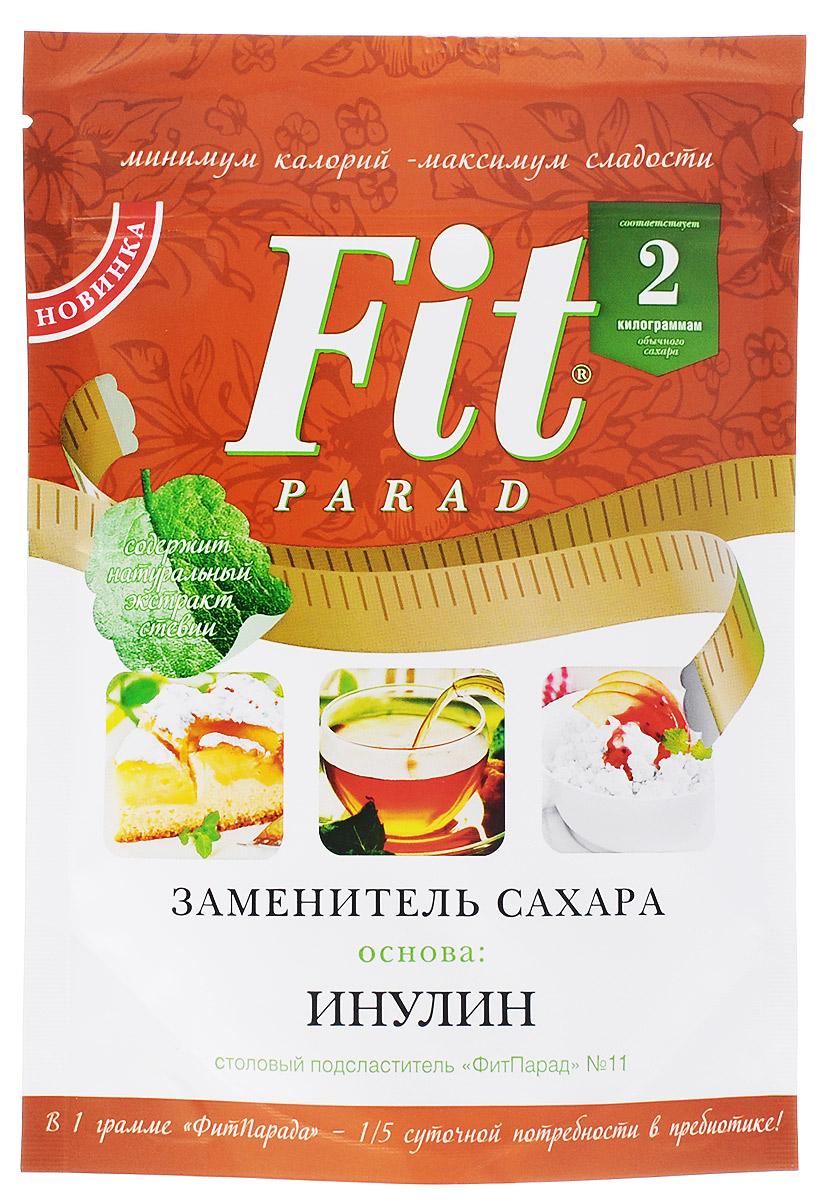 ФитПарад №11 заменитель сахара на основе инулина, 200 г цена