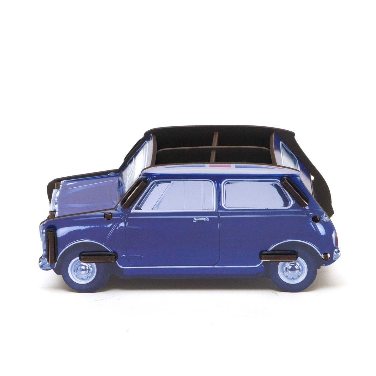 Органайзер настольный Homsu Mini Cooper, 22 x 9 x 10 см bburago 18 12036 gold mini cooper 1969