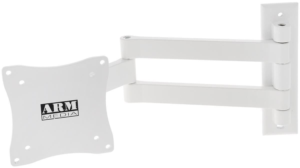 Кронштейн для ТВ Arm Media LCD-7101 white