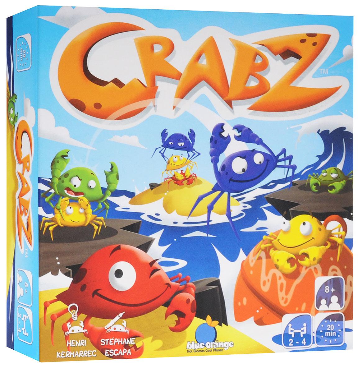 Blue Orange Настольная игра Крабы blue orange настольная игра крабы