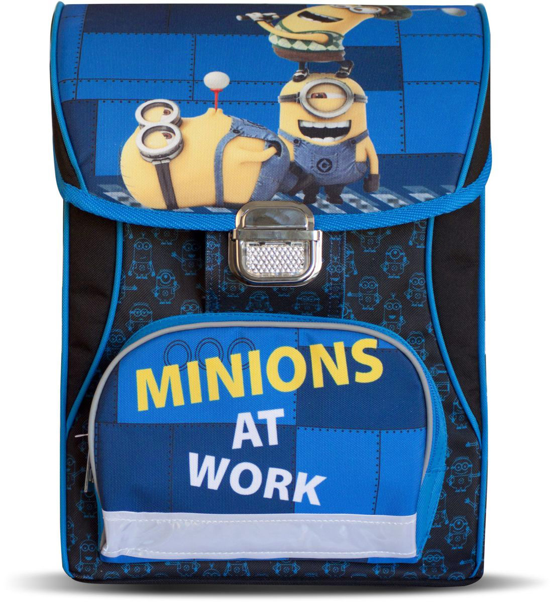 Universal Ранец школьный Minions at Work
