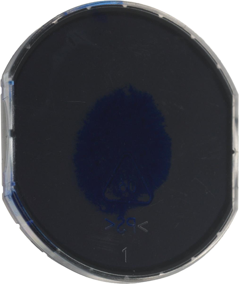 цена на Colop Сменная штемпельная подушка E/R50 цвет синий