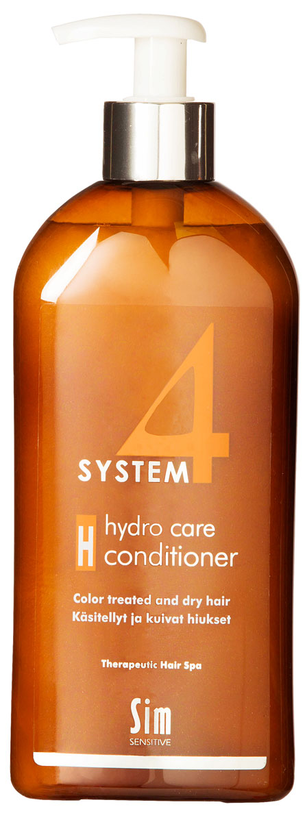 "SIM SENSITIVE Терапевтический бальзам ""H"" SYSTEM 4 Hydro care Conditioner «Н» , 500 мл"