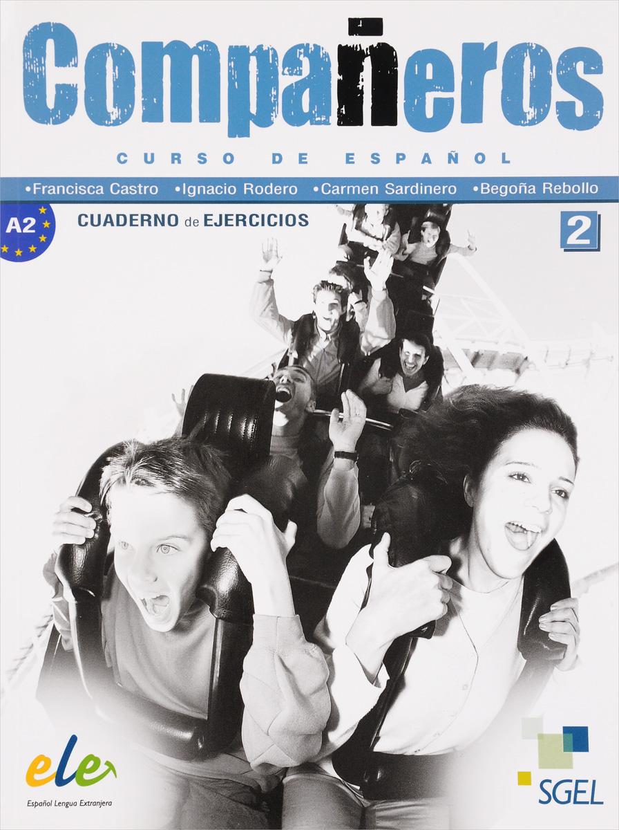 Companeros 2 Cuaderno de ejercicios цена и фото