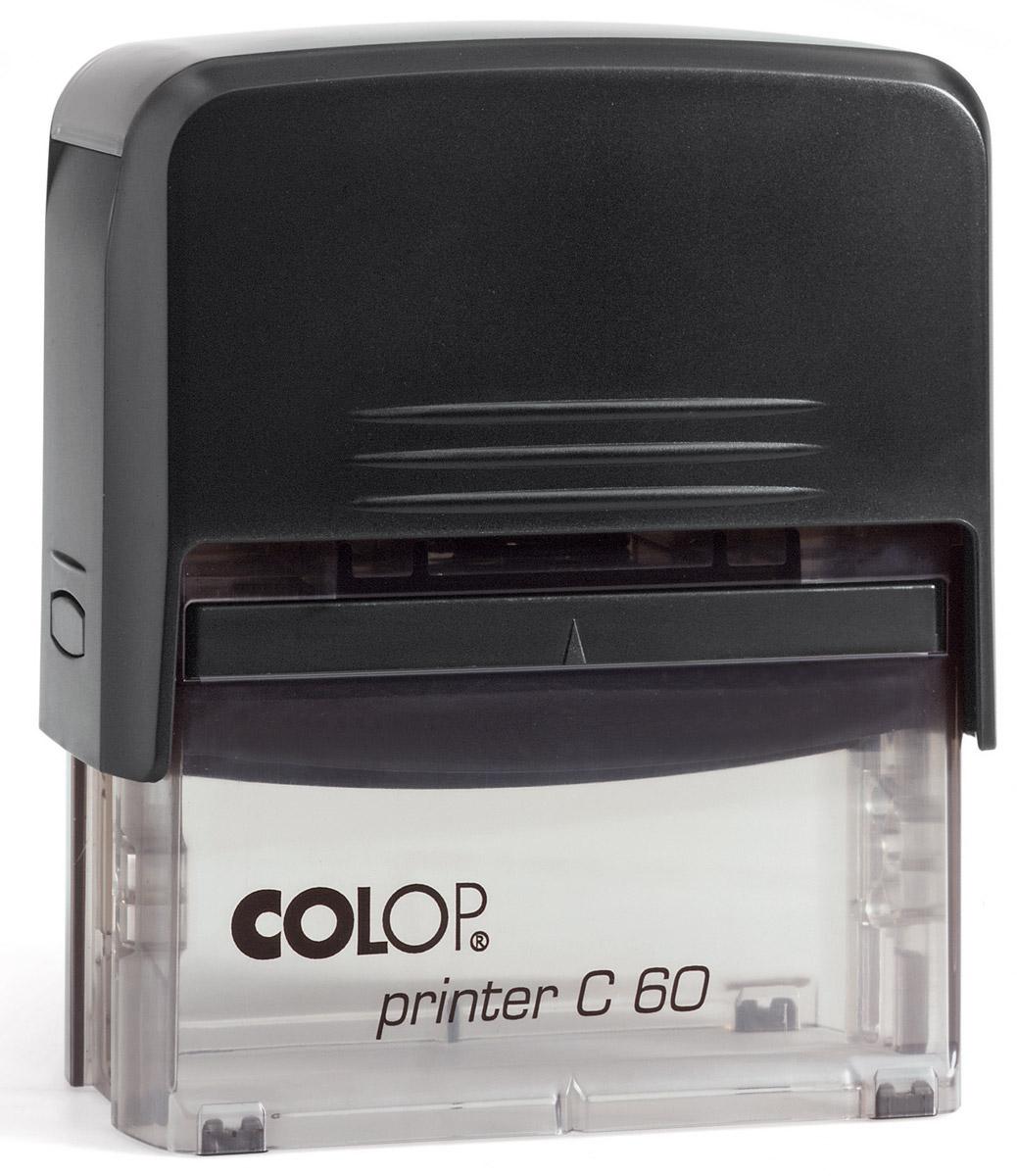Colop Штамп самонаборный девятистрочный Printer C60