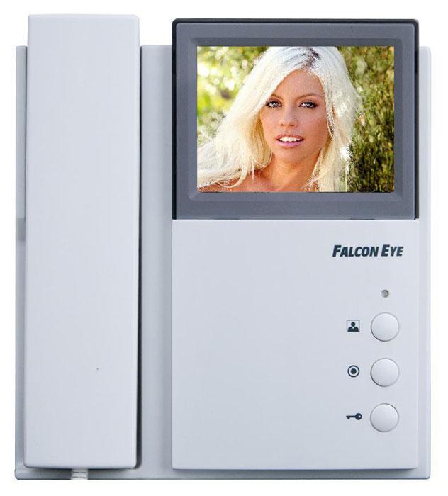 Falcon Eye FE-4CHP2 цветной монитор домофона блок питания falcon eye fe an 1 12 входное напряжение 87 264v выходное 12v номинальный ток 1a