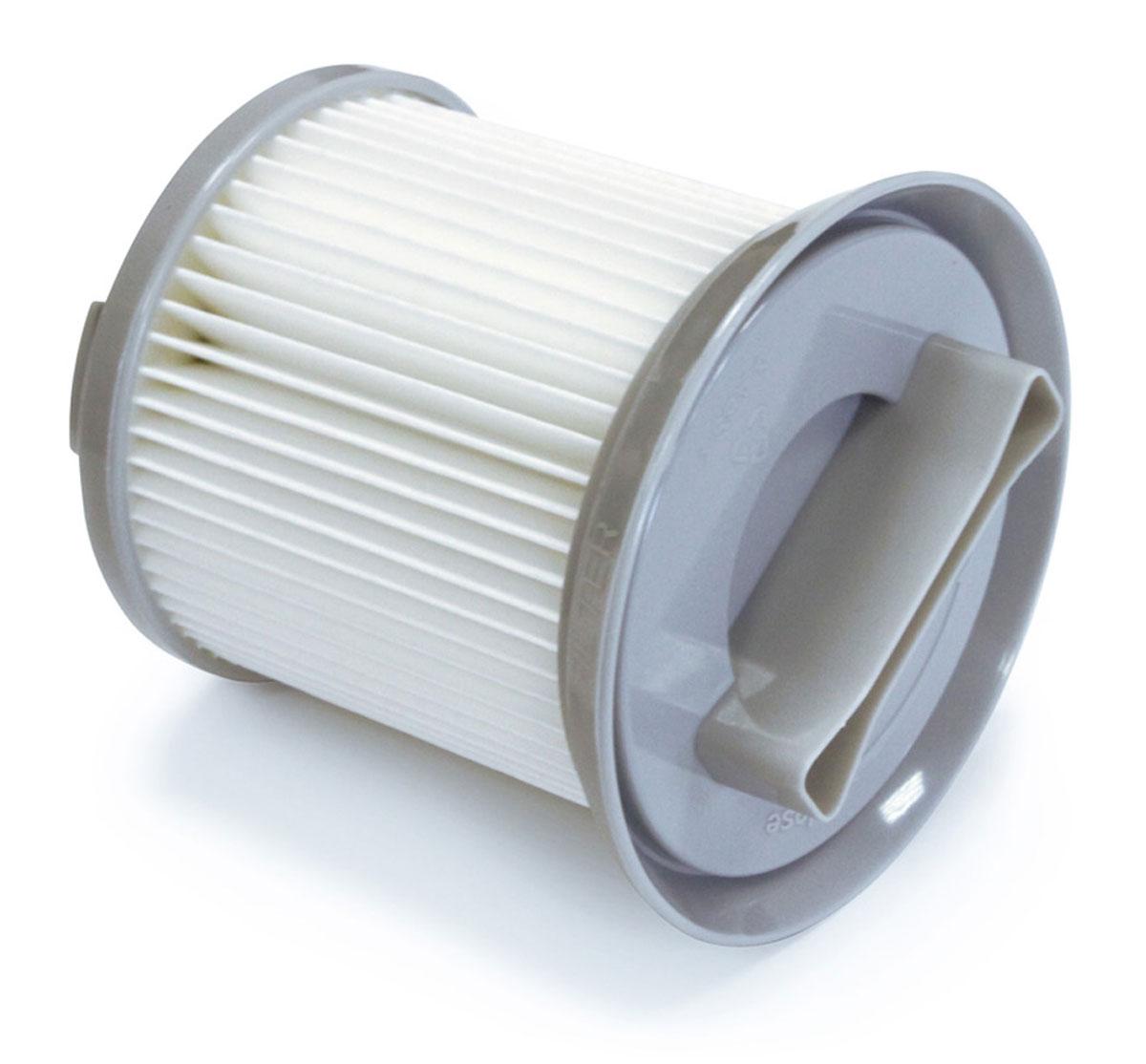 Filtero FTH 12 фильтр для пылесосов Electrolux & Zanussi нера фильтр filtero fth 70 phi 1 шт для пылесосов philips фильтр filtero fth 70 уровня фильтрации нера н 12