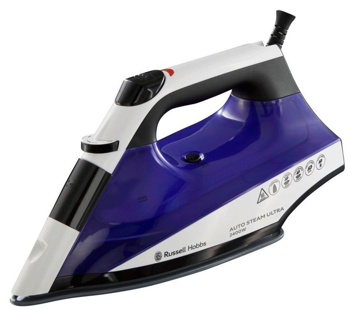 Russell Hobbs 22523-56, Purple White утюг утюг парогенераторы для дома как выбрать цена