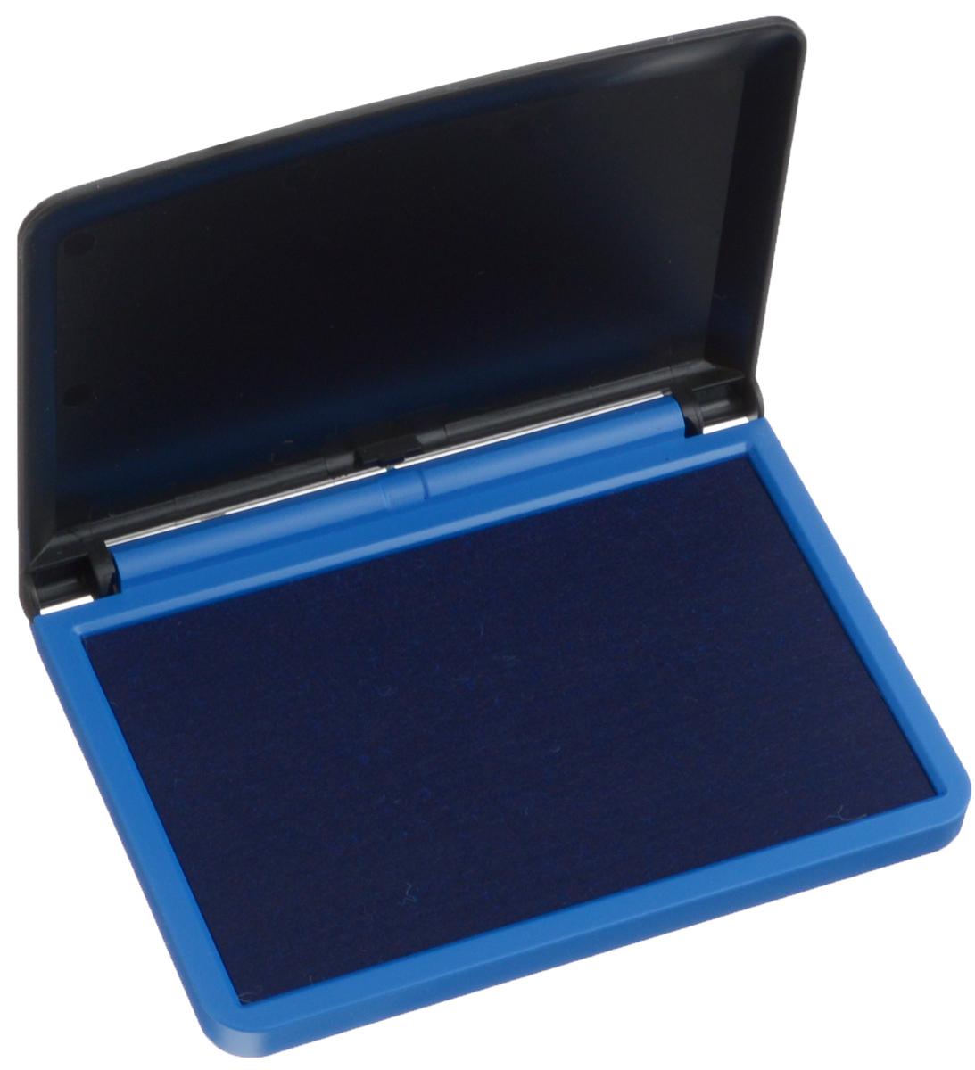 ColopНастольная штемпельная подушка цвет синий 70 х 110 мм Colop