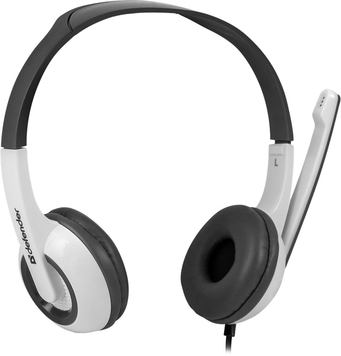 Компьютерная гарнитура Defender Esprit 055, Gray