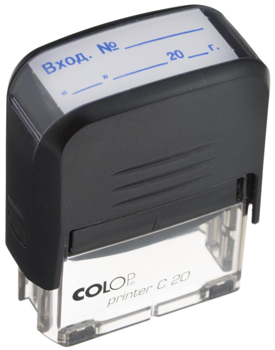 Colop Штамп Printer C20 Вход № Дата с автоматической оснасткой стоимость