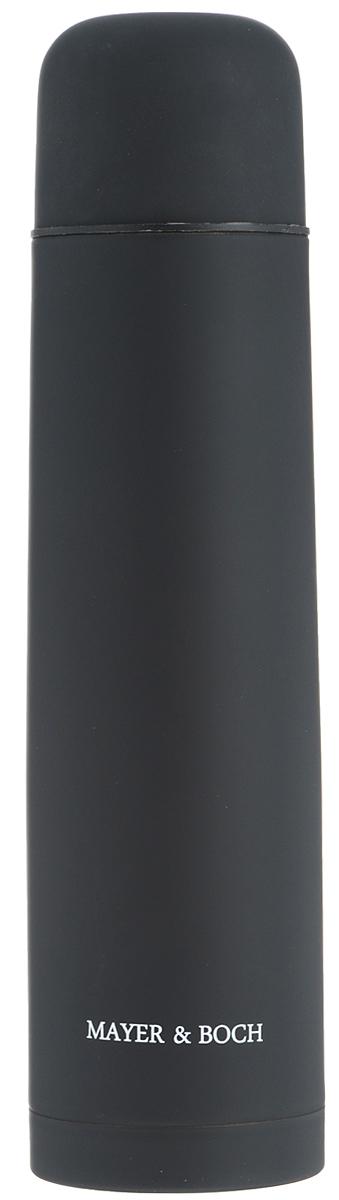 """Термос """"Mayer & Boch"""", цвет: черный, 1 л. 25881"""