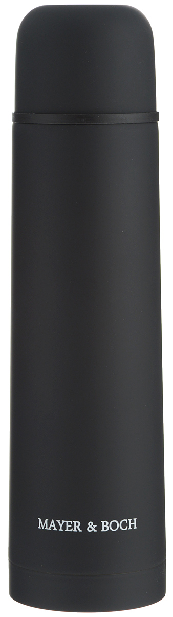 "Термос ""Mayer & Boch"", цвет: черный, 750 мл. 25891"