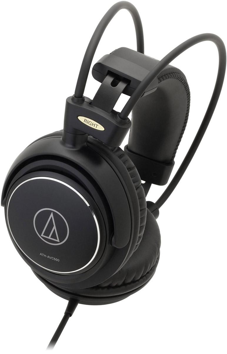Audio-Technica ATH-AVC500 наушники