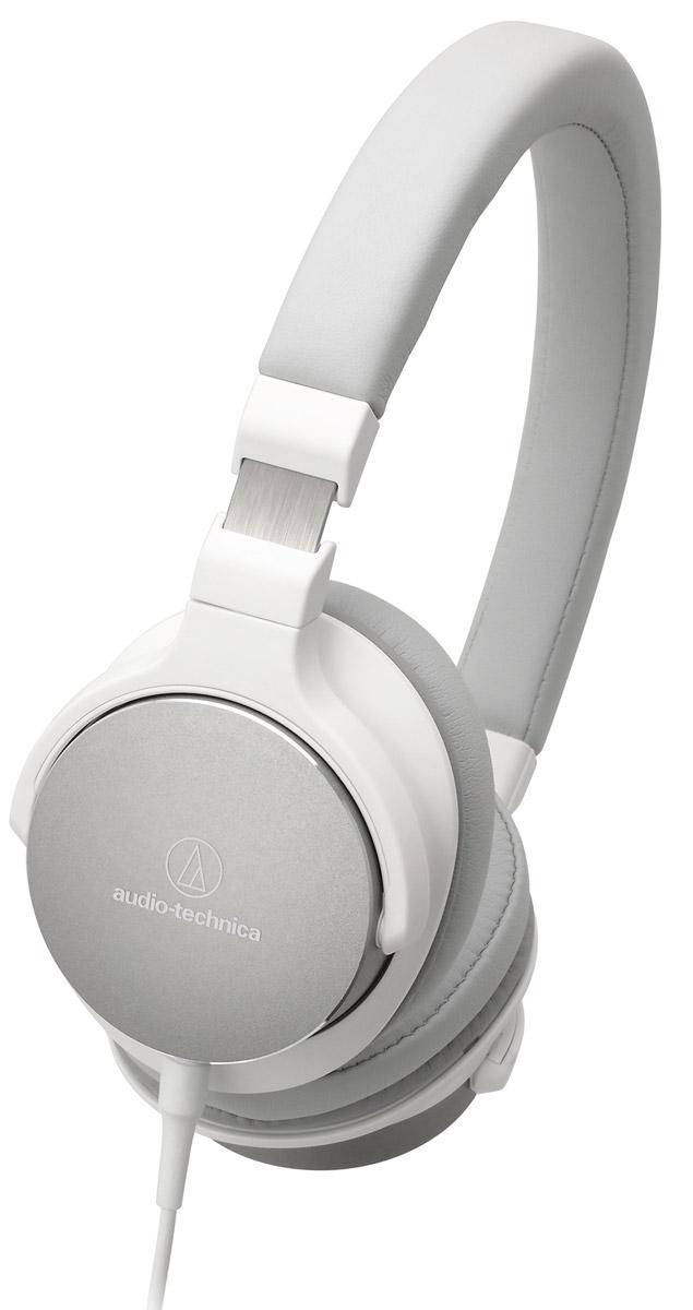 Audio-Technica ATH-SR5, White наушники