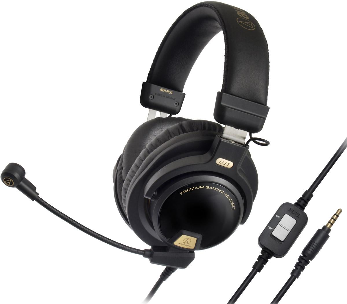 Audio-Technica ATH-PG1 игровые наушники