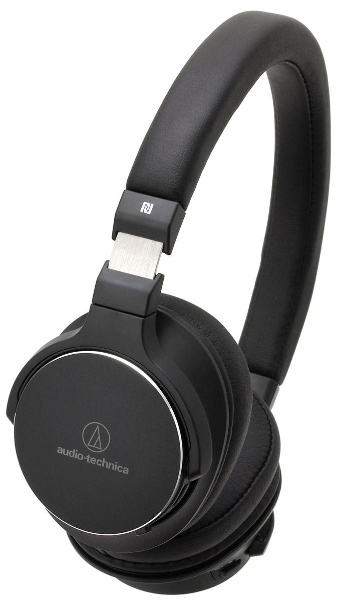 Беспроводные наушники Audio-Technica ATH-SR5BT, черный