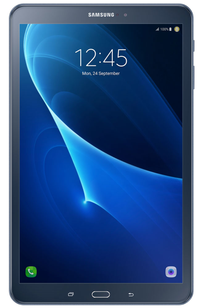 10.1 Планшет Samsung Galaxy Tab A Wi-Fi + LTE (2016), 16 GB, синий