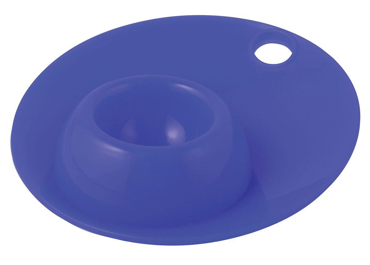 Подставка для яйца Regent Inox Завтрак, силиконовая, 12 х 12 х 2,5 см подставка для бумажного полотенца regent