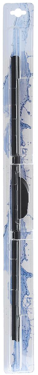 Щетка стеклоочистителя Bosch AR22U, бескаркасная, со спойлером, длина 55 см, 1 шт3397008537Бескаркасная универсальная щетка Bosch AR22U, выполненная по современной технологии из высококачественных материалов, предназначена для установки на стекло автомобиля. Отличается высоким качеством исполнения и оптимально подходит для замены оригинальных щеток, установленных на конвейере. Обеспечивает качественную очистку стекла в любую погоду. Изделие оснащено многофункциональным адаптером Multi-Clip, который превосходно подходит для наиболее распространенных типов креплений. Простой и быстрый монтаж. AEROTWIN - серия бескаркасных щеток компании Bosch. Щетки имеют встроенный аэродинамический спойлер, что делает их эффективными на высоких скоростях, и изготавливаются из многокомпонентной резины с применением натурального каучука. Рекомендуем!