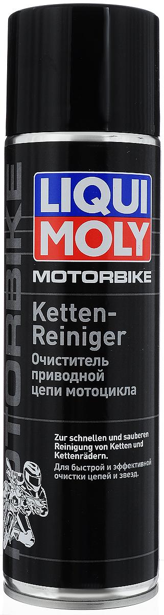 Очиститель приводной цепи мотоцикла Liqui Moly, 500 мл цена