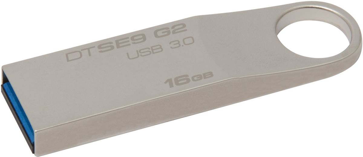 Kingston DataTraveler SE9 G2 16GB USB-накопитель цена